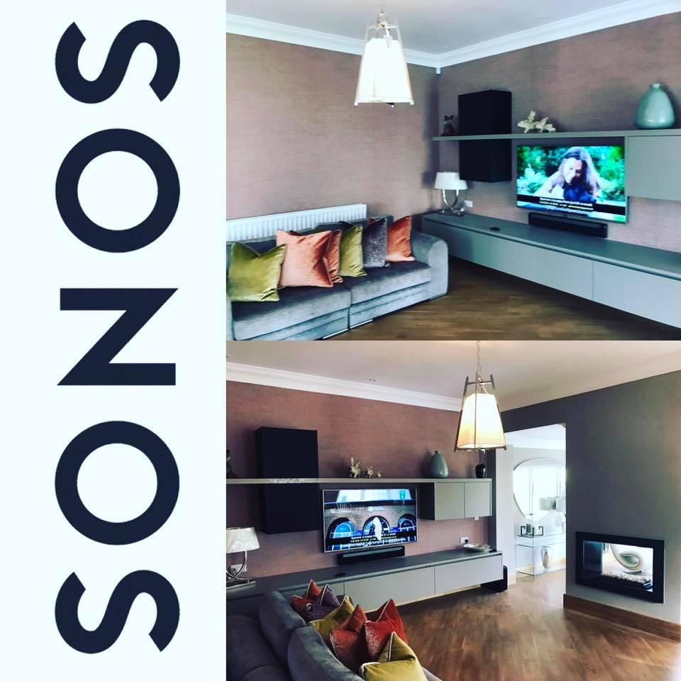 Sonos Installation